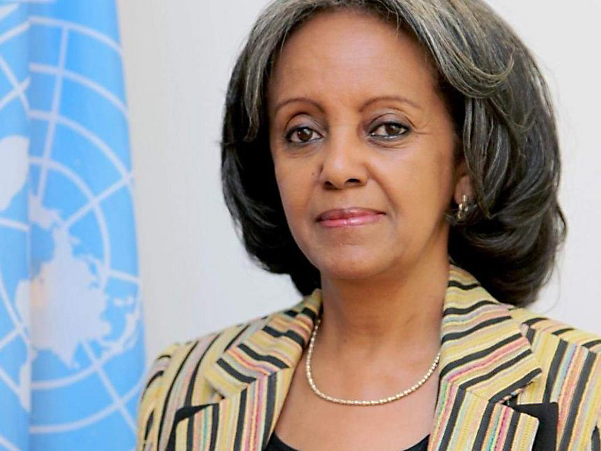 The Story Behind Sahle-Work Zewde, President of Ethiopia